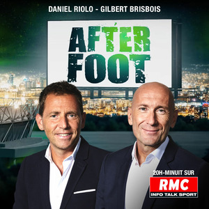 RMC : 11/05 - Le Top de l'Afterfoot : Jean-Marc Furlan, entraîneur de Brest, promu en Ligue 1, était l'invité de l'Afterfoot